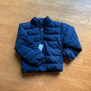 NWT children's place puffer coat 4T